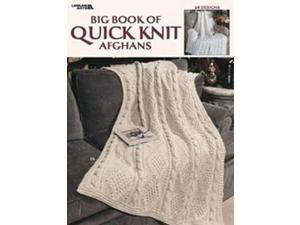 Leisure Arts-Big Book Of Quick Knit Afghans