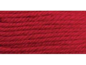 Wool Worsted Yarn-Red
