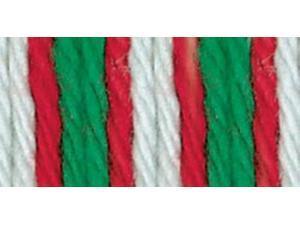 Sugar'n Cream Yarn Ombres-Christmas Mistletoe Ombre
