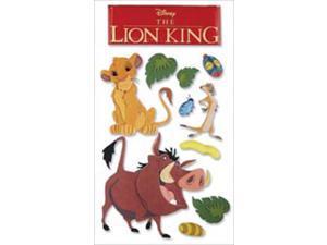Disney Le Grande Dimensional Sticker-The Lion King