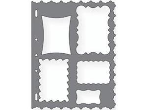 "ShapeTemplates 8.5""X11""-Frames"