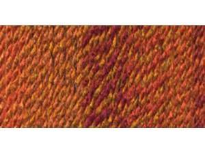 Tweed Stripes Yarn-Wildfire
