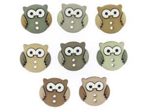 Dress It Up Embellishments-Sew Cute Owls