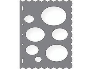 "ShapeTemplates 8.5""X11""-Ovals"