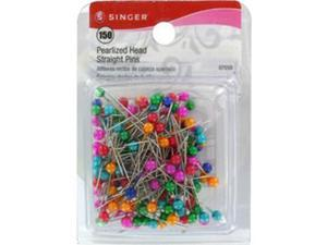 Pearlized Head Straight Pins-Size 20 150/Pkg