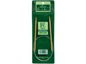 "Bamboo Circular Knitting Needles 24""-Size 13"