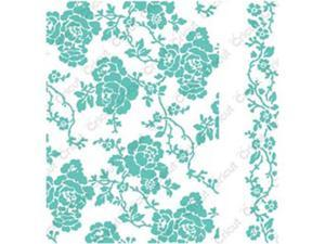"Cuttlebug 5""X7"" Embossing Folder/Border Set-Anna Griffin Rosa"