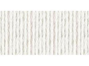 Baby Soft Yarn-White Pomp
