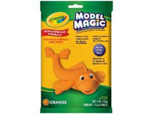 Crayola Model Magic 4 Ounces-Orange