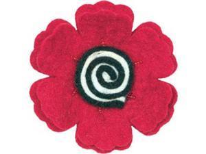 Feltworks Flower-Poppy