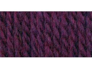 Spinrite 374116 Classic Wool Yarn-Plum Heather