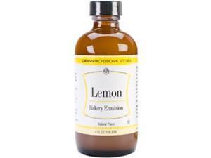 Artificial Flavor Bakery Emulsions 4 Ounces-Lemon