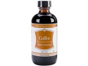 Artificial Flavor Bakery Emulsions 4 Ounces-Coffee