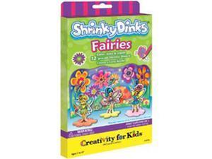 Creativity For Kids Activity Kits-Shrinky Dinks Fairies (makes 12)