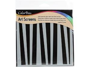 "ColorBox Screens 6""X6""-Crooked"