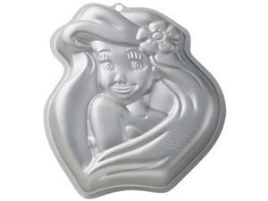 "Novelty Cake Pan-Disney Princess Ariel 10.5""X11.75""X2"""