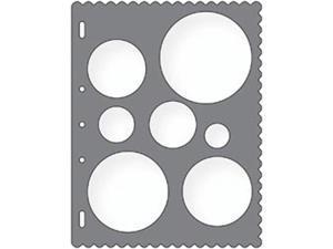 "ShapeTemplates 8.5""X11""-Circles"