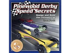Design Originals-Pinewood Derby Speed Secrets