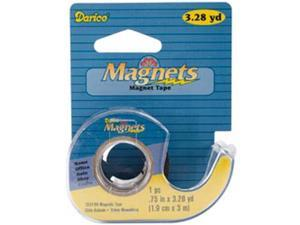 """Magnetic Tape 3/4""""X3.28 Yards-"""