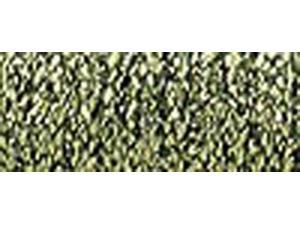 Kreinik Very Fine Metallic Braid #4 11 Meters (12 Yards)-Chartreuse Hi Lustre