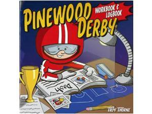 Design Originals-Pinewood Derby Workbook & Logbook