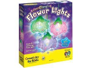 Color-Changing Flower Lights Kit-