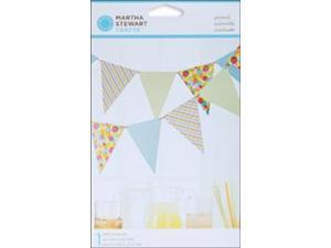 Modern Festive Pennant Garland Kit - Makes 1-