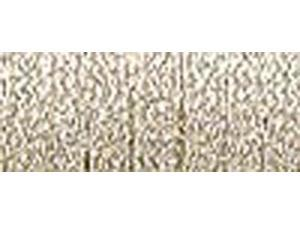 Kreinik Metallic Cord 1 Ply 50 Meters (55 Yards)-Vatican Gold