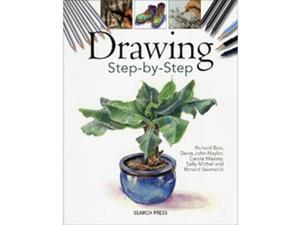 Search Press Books-Drawing Step-By-Step