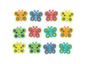 Dress It Up Embellishments-Sew Cute Butterflies