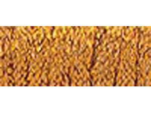 Kreinik Very Fine Metallic Braid #4 11 Meters (12 Yards)-Vintage Amber