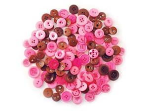 Fashion Buttons In Purse 85 Grams-Neapolitan