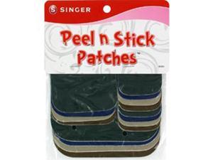 Peel N Stick Patches Assorted Sizes 16/Pkg-