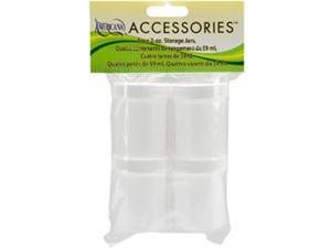 Storage Cups & Lids 2 Ounces 4/Pkg-