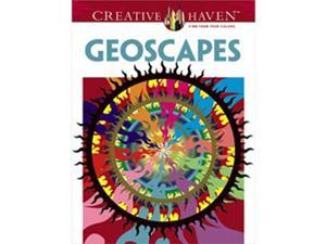 Dover Publications-Creative Haven Geoscapes