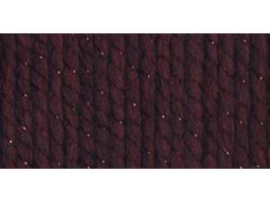 Wool-Ease Thick & Quick Yarn-Cabernet - Metallic