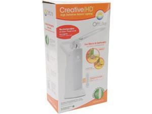 Ott-Lite Refresh Battery Task Lamp-White 13 Watt