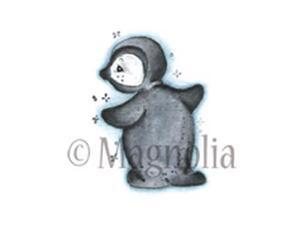 """Winter Wonderland Cling Stamp 6.5""""X4"""" Package-North Pole Pingy"""