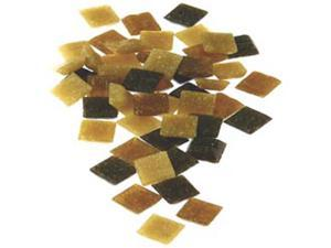 "3/8"" Mini Mosaic Mix 1/2 Pound-Earthtones"