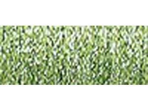 Kreinik Fine Metallic Braid #8 10 Meters (11 Yards)-Chartreuse