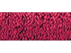 Kreinik Very Fine Metallic Braid #4 11 Meters (12 Yards)-Vintage Red