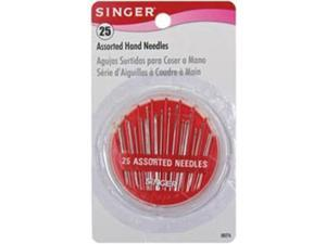 Hand Needle Compact-Assorted 25/Pkg