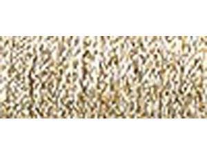 Kreinik Heavy Metallic Braid #32 5 Meters (5-1/2 Yards)-Gold