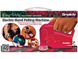 Simplicity Electric Hand Held Felting Machine-