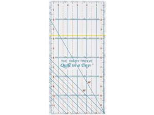 "Quilt In A Day Ruler-6""X12"""