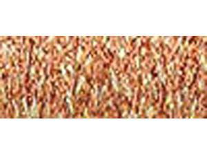 Kreinik Fine Metallic Braid #8 10 Meters (11 Yards)-Yellow/Orange
