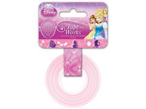 "Tape Works Tape .625""X50ft-Disney Princess Icons"