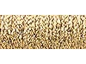 Kreinik Very Fine Metallic Braid #4 11 Meters (12 Yards)-Aztec Gold Hi Lustre