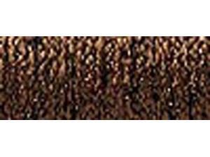 Kreinik Blending Filament 1 Ply 50 Meters (55 Yards)-Hi Lustre Bronze