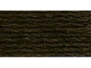 DMC Six Strand Embroidery Cotton 100 Gram Cone-Black Brown